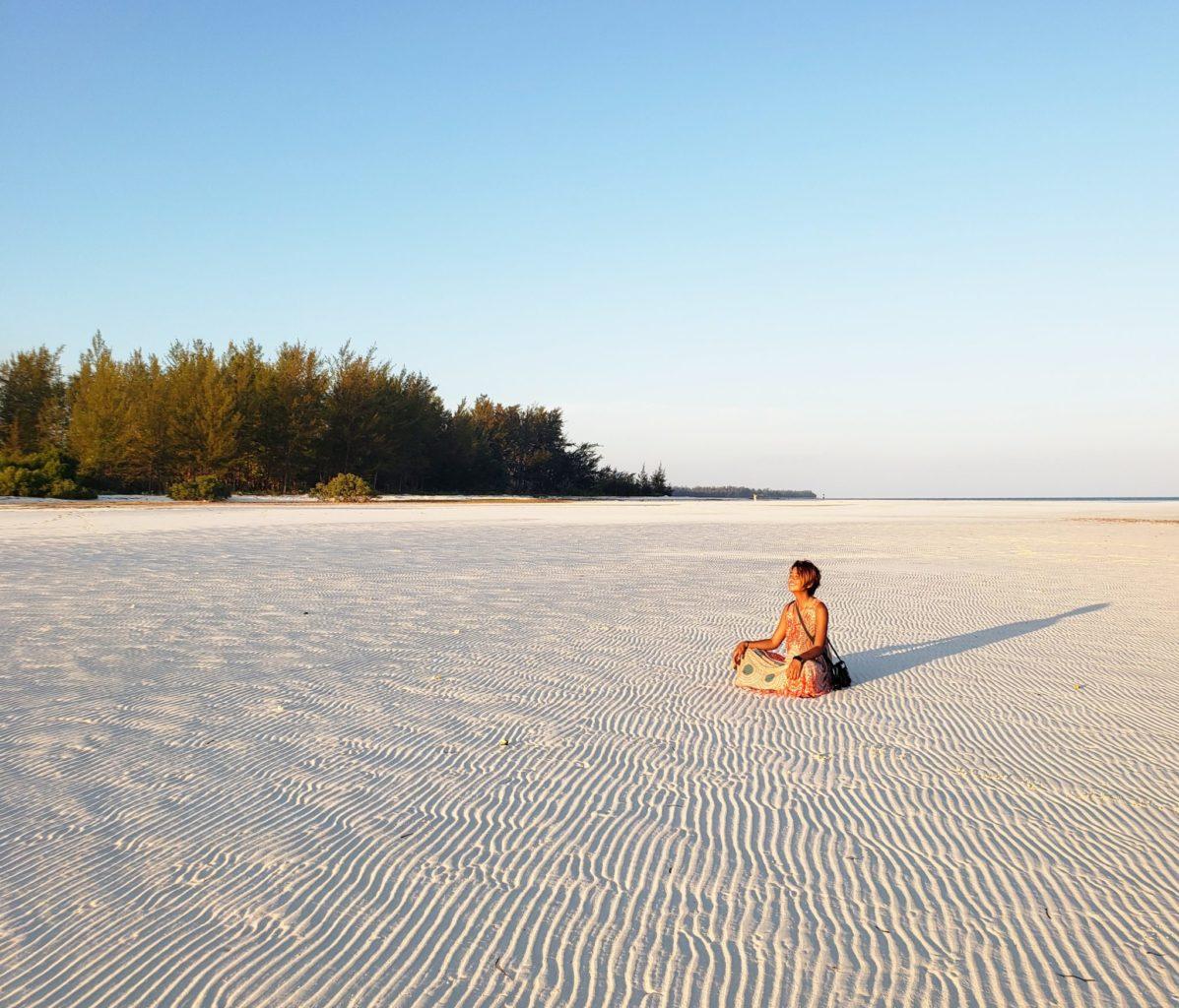 Punta Sebaring Sandbar Balabac Palawan Tours by The Wanderwalkers