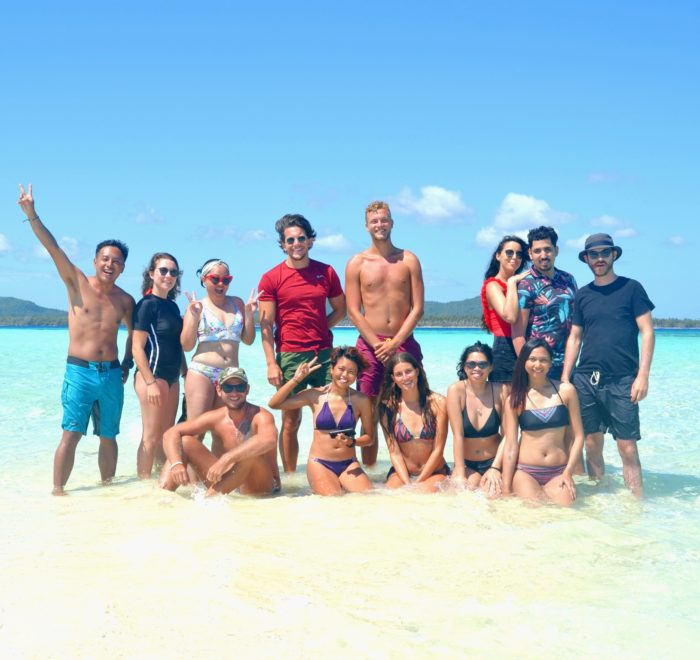 Balabac Group Tour The Wanderwalkers