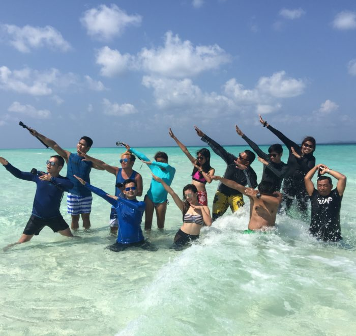 Balabac Tour by The Wanderwalkers March 2018