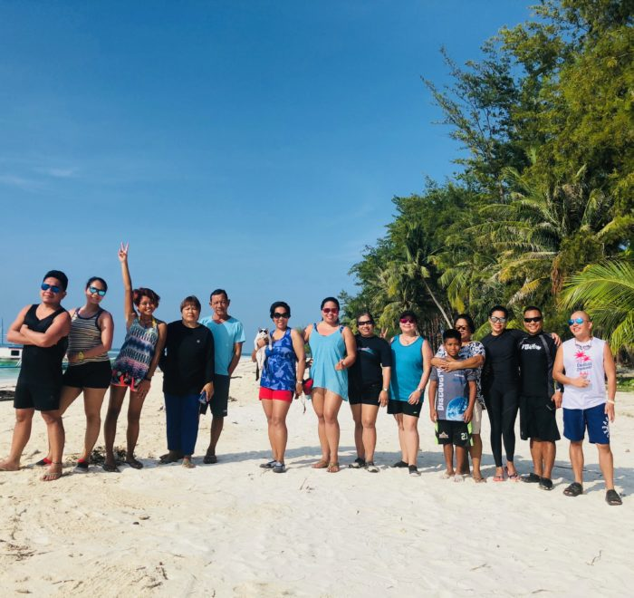 Balabac Private Tour by The Wanderwalkers July 2018
