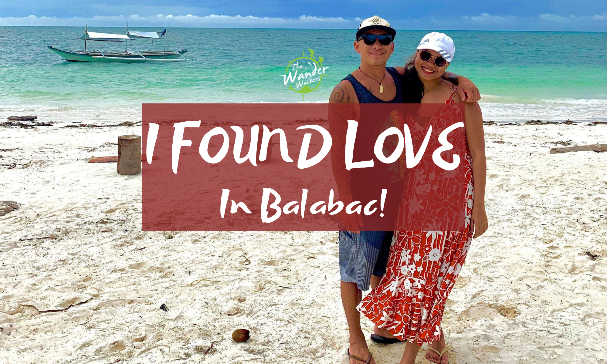 Finding love in a Balabac Group Tour
