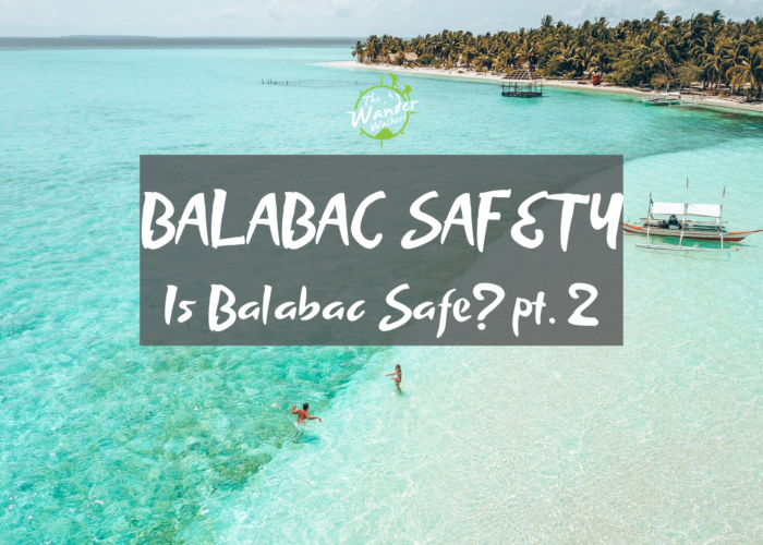 Balabac Safety