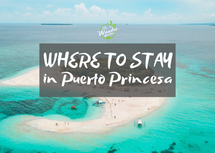 Where to stay in Puerto Princesa